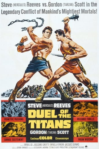 duel of the titans 1961