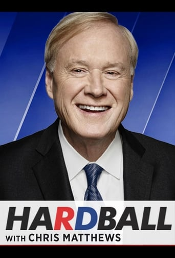 Poster of Hardball with Chris Matthews