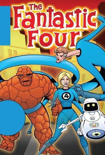 portada Fantastic Four