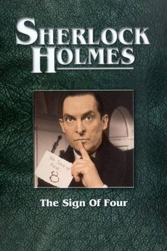 Poster of Sherlock Holmes: The Sign of Four