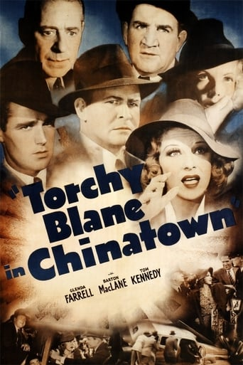Poster of Torchy Blane in Chinatown