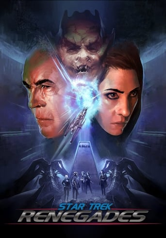 Poster of Star Trek: Renegades fragman