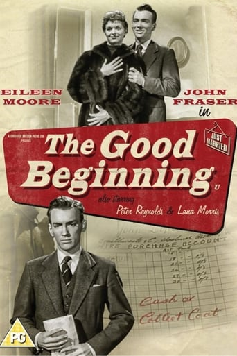 Poster of The Good Beginning