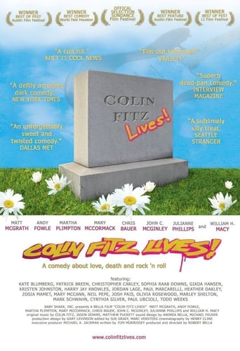Poster of Colin Fitz
