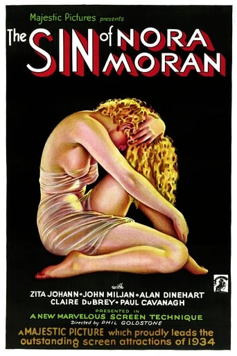 Poster of The Sin of Nora Moran