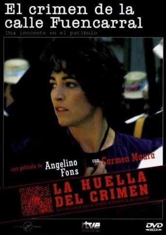 Poster of La huella del crimen: El crimen de la calle Fuencarral