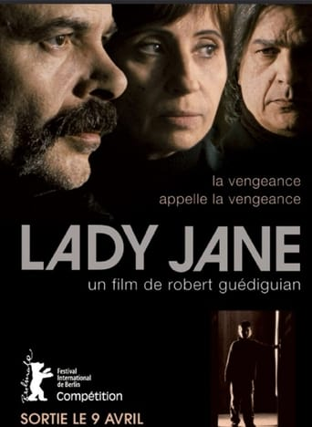 Lady Jane - Poster