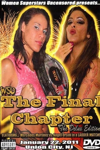 Poster of WSU The Final Chapter