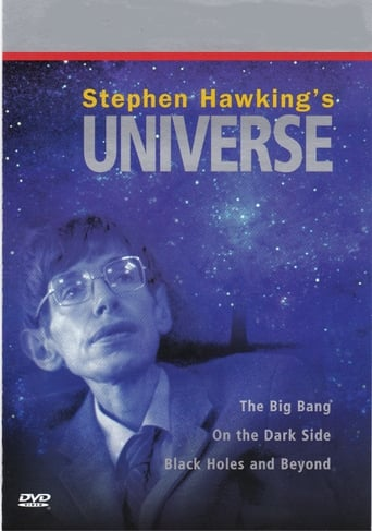Poster of Stephen Hawking's Universe