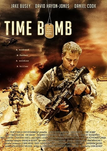 Poster of Time Bomb