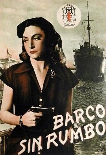 Poster of Barco sin rumbo