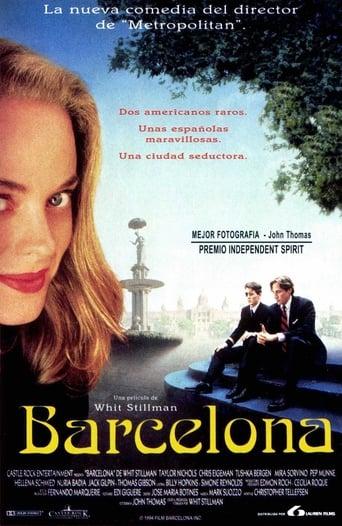 Poster of Barcelona