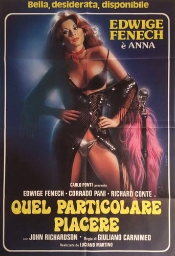 Poster of Anna: the Pleasure, the Torment