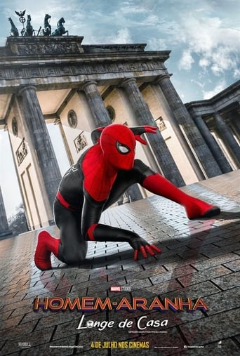 Poster of Homem-Aranha: Longe de Casa