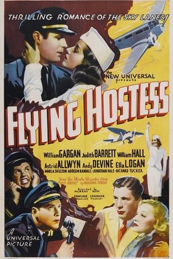 Poster of Flying Hostess