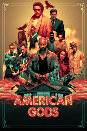 Poster of American Gods