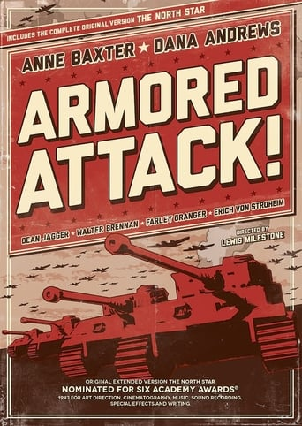 Poster of Armored Attack!