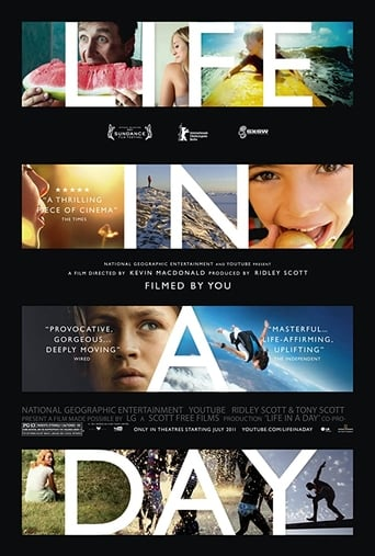 Life in a Day (2011) - poster
