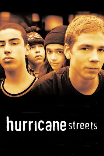 Poster of Hurricane Streets