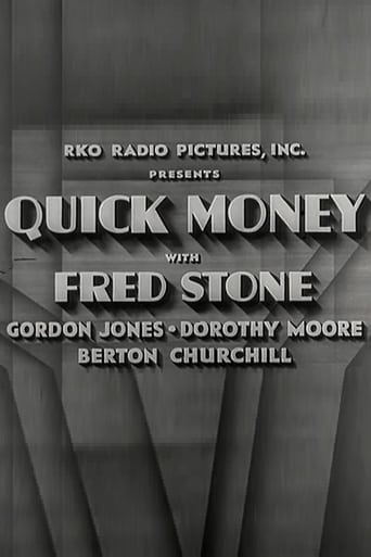Poster of Quick Money
