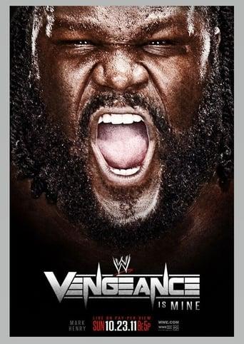 Poster of WWE Vengeance 2011