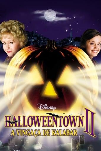 Halloweentown 2: A Vingança de Kalabar - Poster