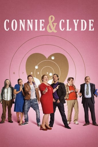 Poster of Connie & Clyde