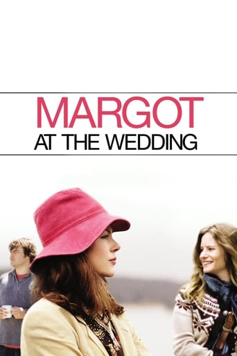 Poster of Margot at the Wedding