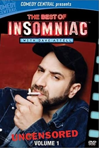 Poster of The Best of Insomniac with Dave Attell Volume 1