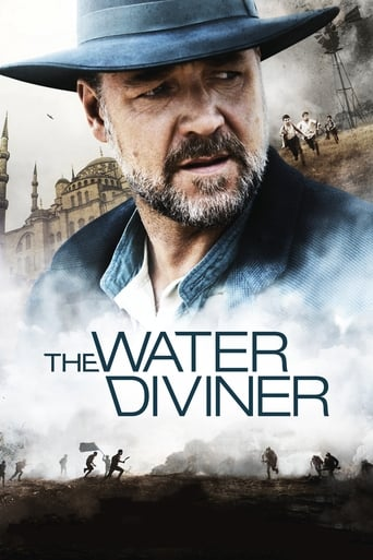 Poster of The Water Diviner