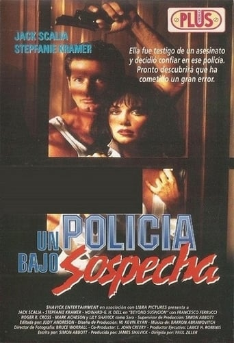 Poster of Mas alla de la sospecha