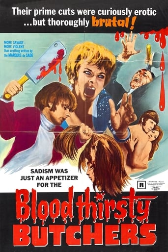 Poster of Bloodthirsty Butchers