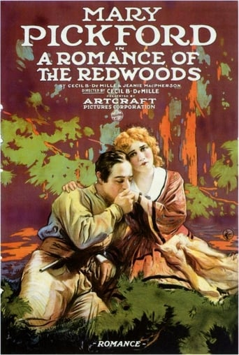 Poster of A Romance of the Redwoods