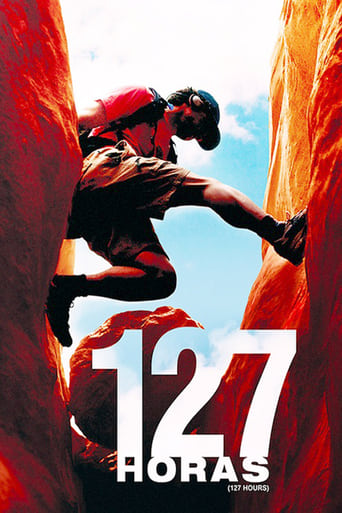Poster of 127 horas