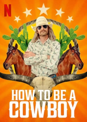 Poster How to Be a Cowboy