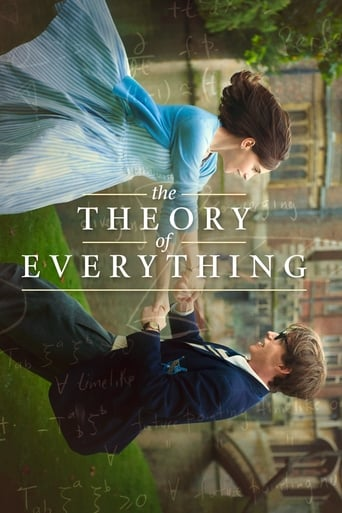 Poster of The Theory of Everything