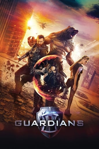 Poster of Guardians