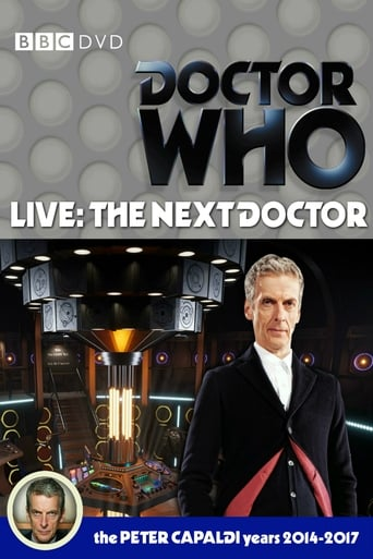 Poster of Doctor Who Live: The Next Doctor