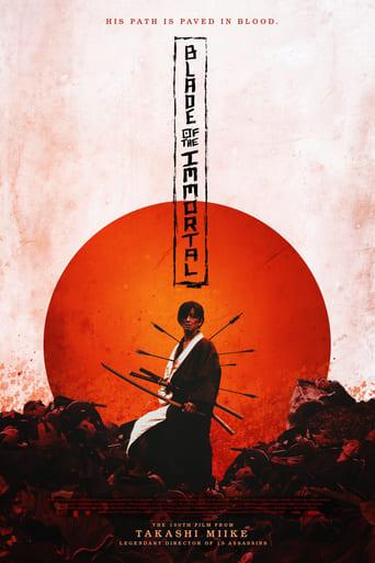 'Blade of the Immortal (2017)