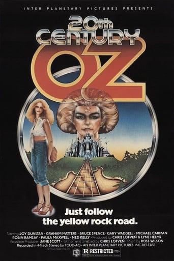 Poster of Twentieth Century Oz