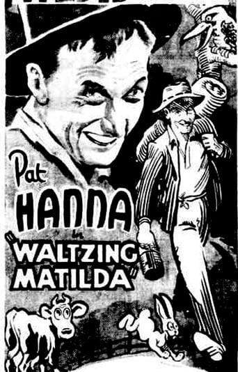 Poster of Waltzing Matilda