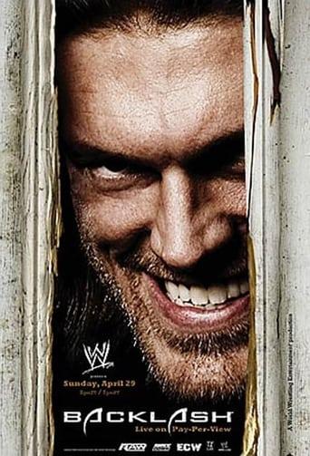 Poster of WWE Backlash 2007