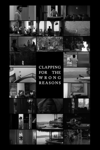 Poster of Clapping for the Wrong Reasons