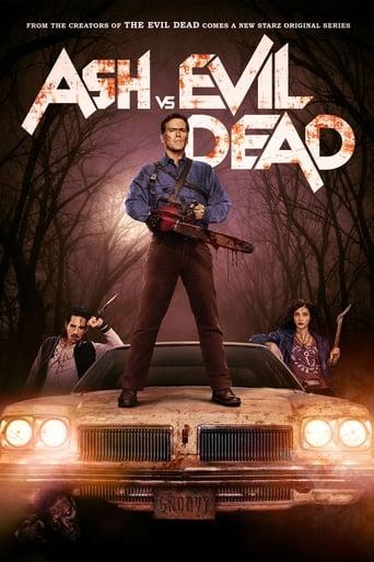 Poster of Ash vs Evil Dead