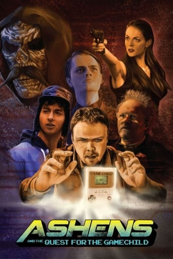 Poster of Ashens and the Quest for the Gamechild