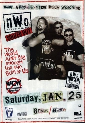Poster of WCW Souled Out 1997
