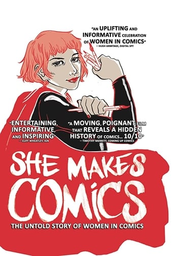 Poster of She Makes Comics