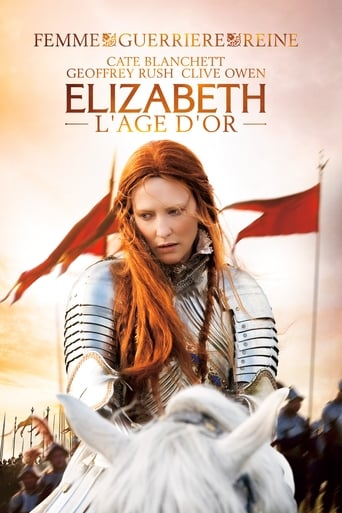 Poster of Elizabeth : l'âge d'or