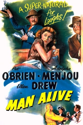 Poster of Man Alive