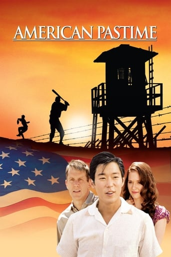 Official movie poster for American Pastime (2007)